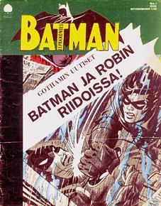 Batman Sarjakuva